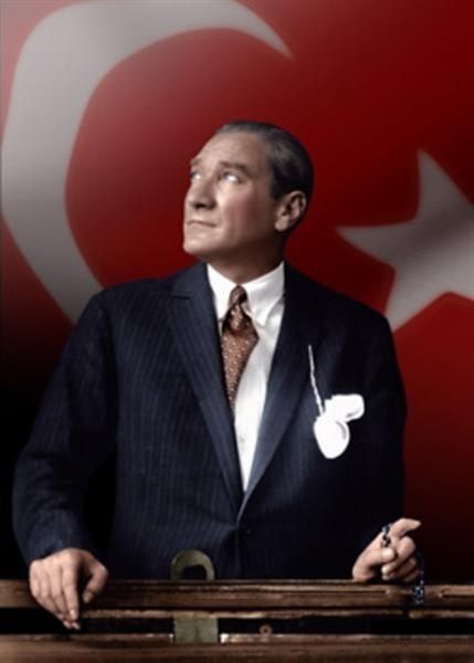 Ataturk .. Turkey needs u so much right now :(