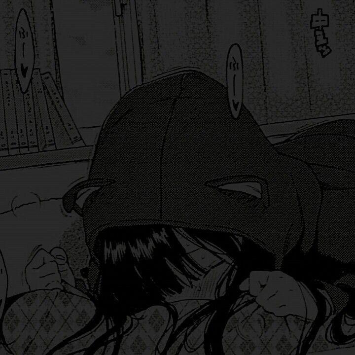 𝓂𝒶𝓃ℊ𝒶 Dark Anime Cute Anime Pics Anime Crying