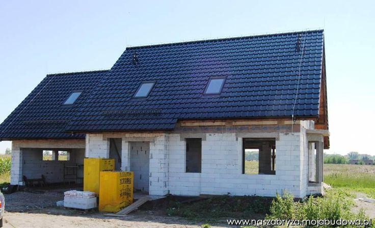 Projekt domu Bryza  #projekt #budowa #dom