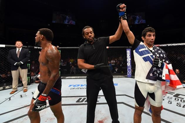 Michael Johnson vs. Beneil Dariush: What We Learned from UFC Fight Night 73 Tilt