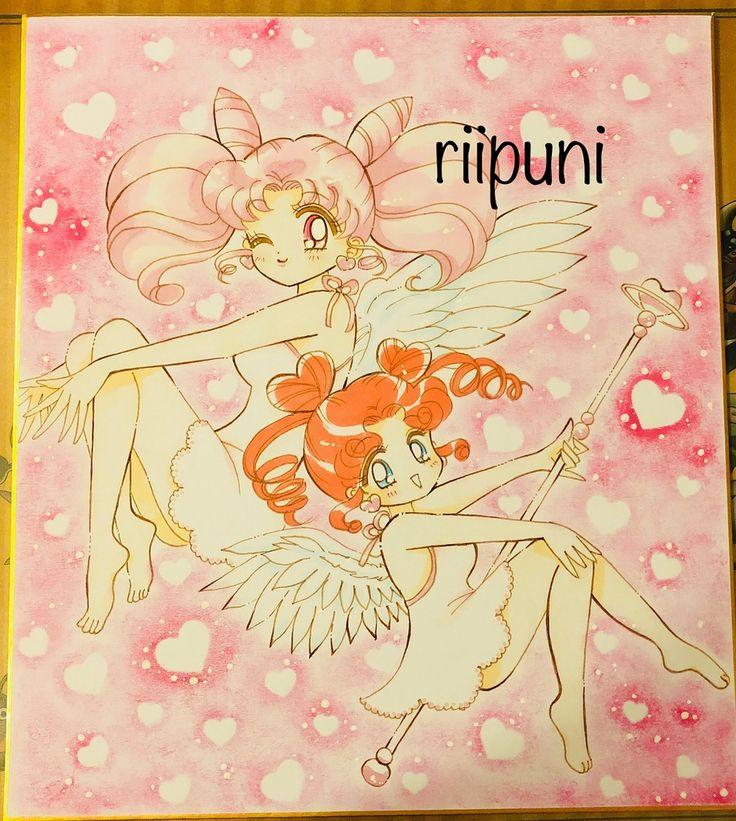 Sailor Moon • Сейлор Мун | Сейлор мун, Аниме, Кристаллы