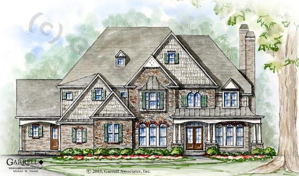 17 best images about craftsman house plans on pinterest for Craftsman colonial style homes