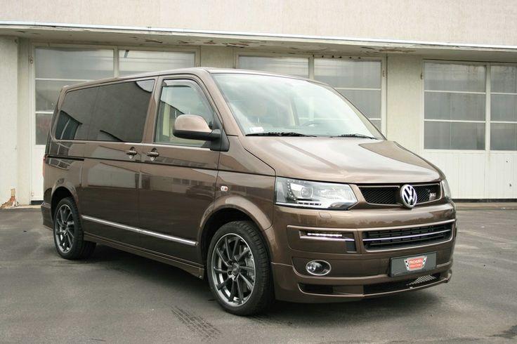 VW T5 Multivan ABT Sportsline