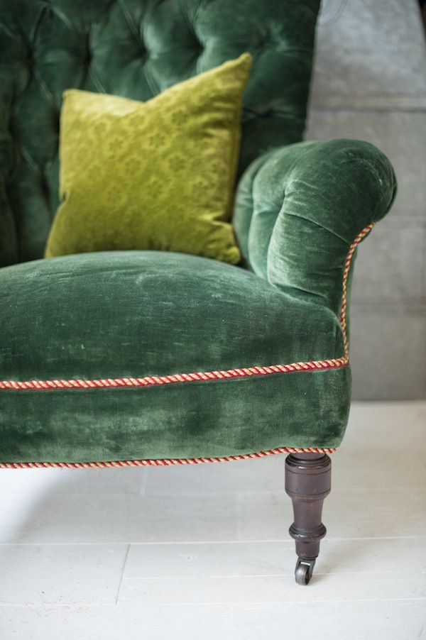 25 Best Ideas About Green Chairs On Pinterest