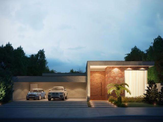 Casa Térrea em Alphaville - Moderna e Clean