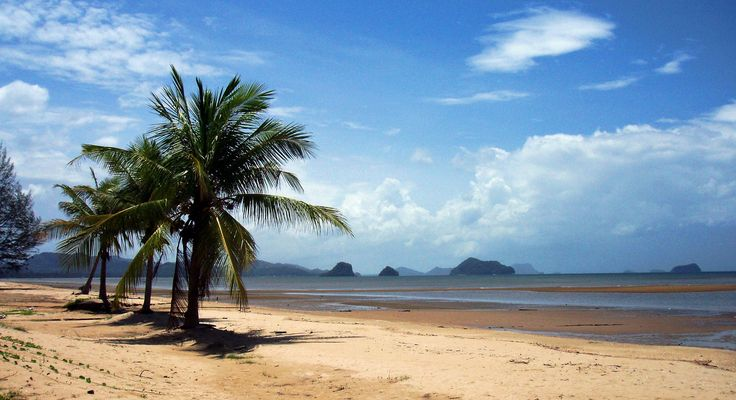 Arunothai Beach, Lang Suan, Chumphon