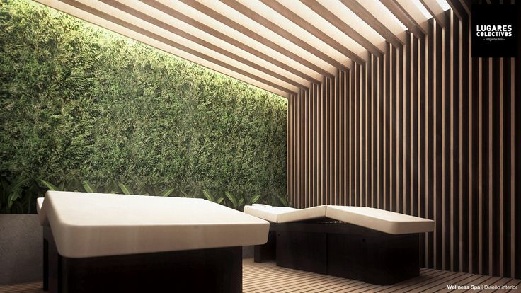 https://flic.kr/p/NgNveH | Wellness spa | Diseño: Lugares Colectivos Arquitectos.