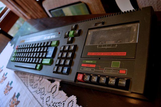 Amstrad 64K Colour Personal Computer #flickr #retro #8bit