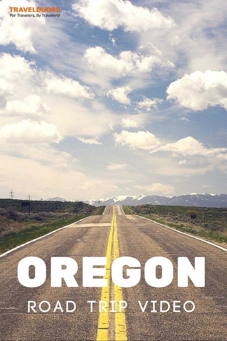 TRAVEL VIDEO : Road Trip Through Oregon - Join us on our Road Trip though Oregon - and enjoy some mesmerizing landscapes and spectacular views | TravelDudes Social Travel Blog & Community: