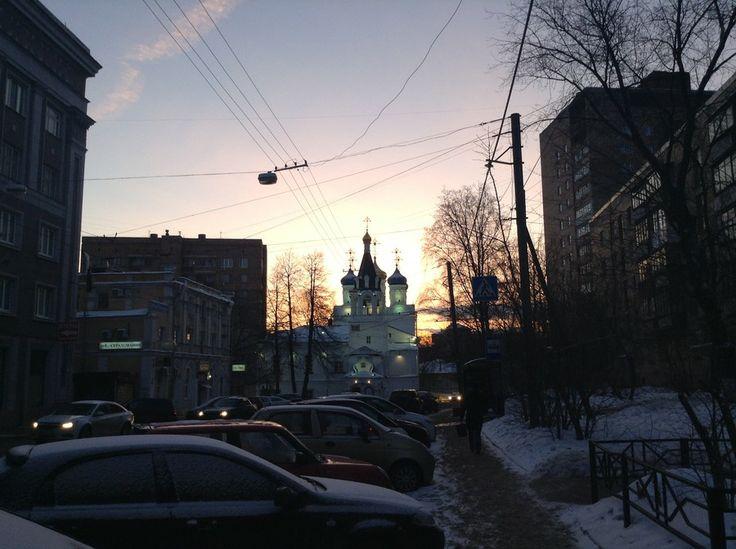 12/02/2014 by Алексей Прытков on 500px