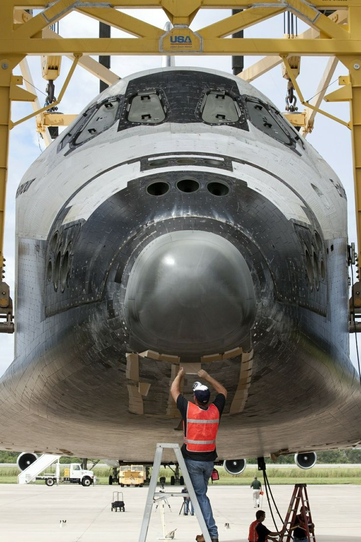 interesting space shuttle mission - photo #35