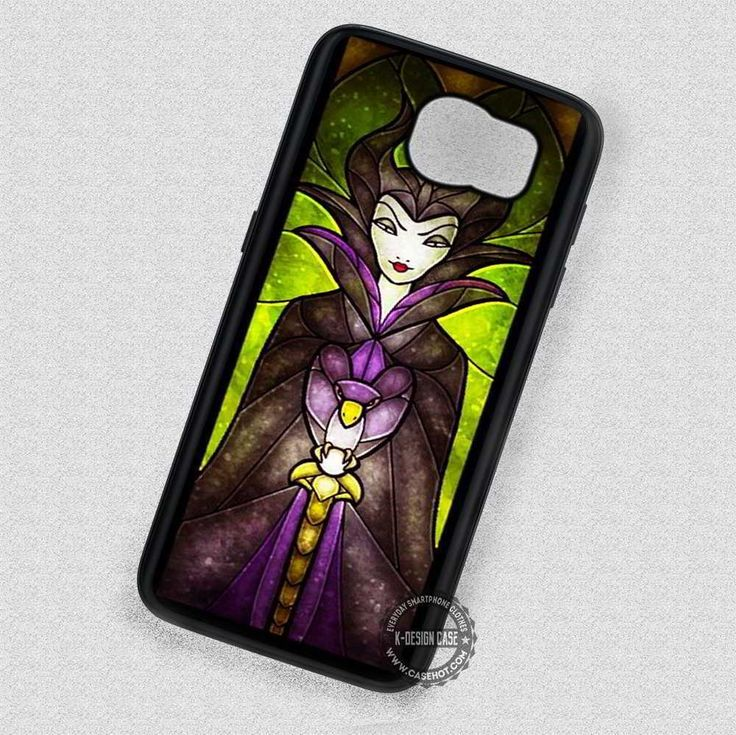 The Maleficent Hot Disney - Samsung Galaxy S7 S6 S4 Note 4 Cases & Covers
