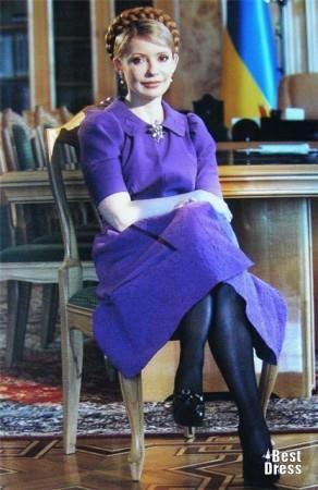 Платье тимошенко журнал elle
