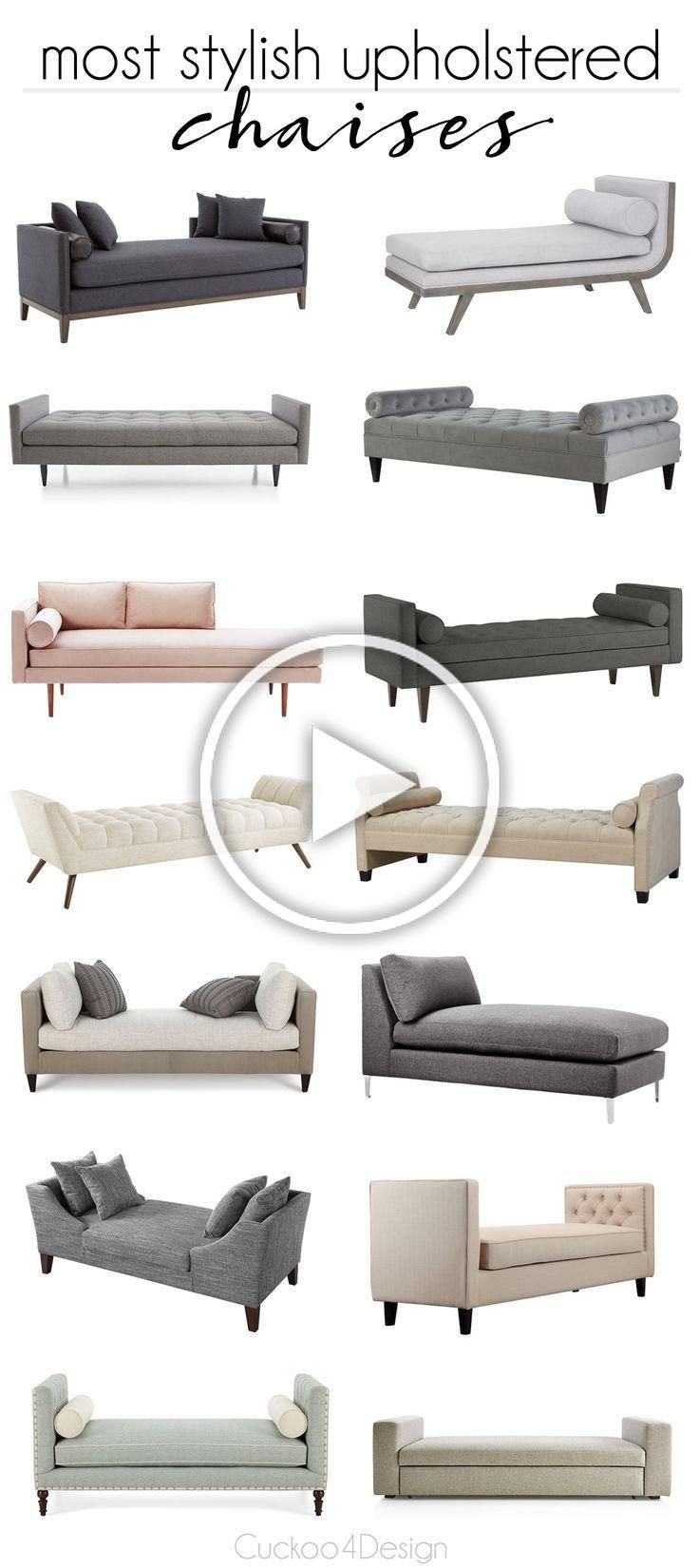 Pin By Suzy Parker On Home Ideals And Inspo Upholstered Bench Living Room Upholstered Chaise Living Room Bench Living room upholstered bench