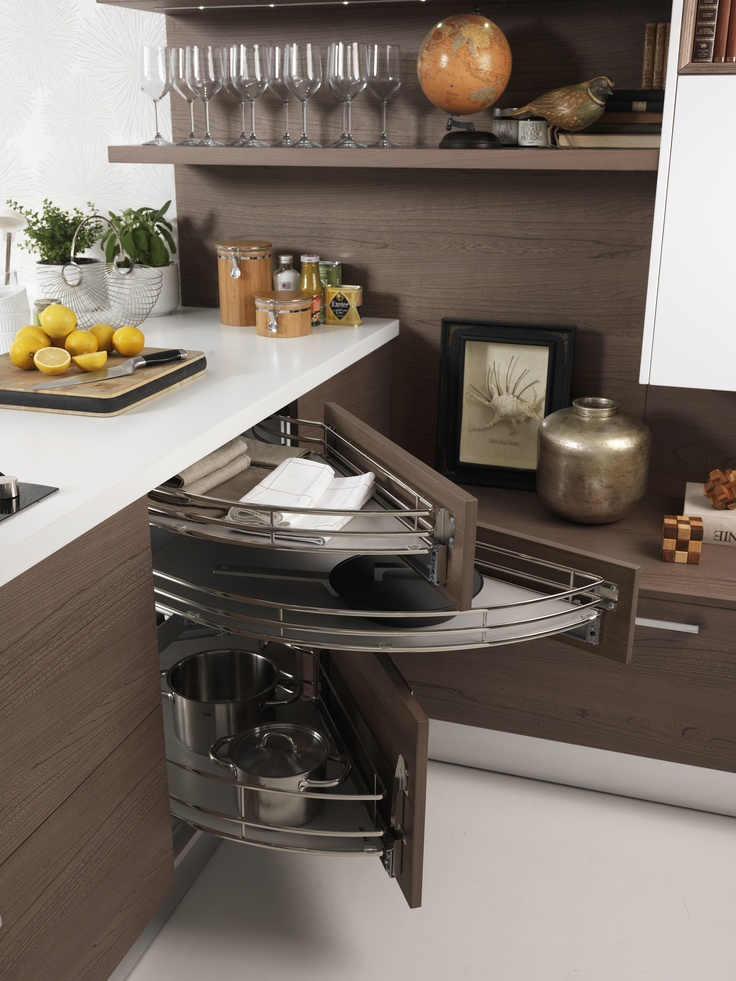 user-friendly cabinets