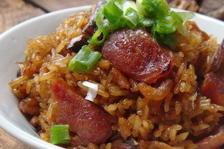 臘味糯米飯 Chinese Glutinous Rice