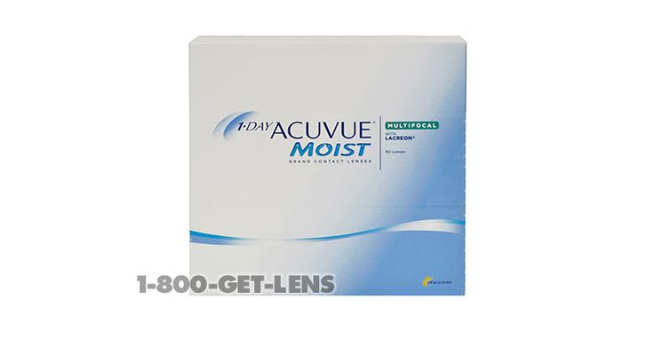 Image of 1-Day Acuvue Moist Multifocal 90PK