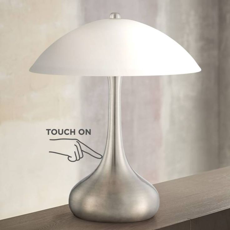 Lagro 16 High Touch On Off Droplet Accent Table Lamp 7j502 Lamps Plus Touch Table Lamps Contemporary Table Lamps Table Lamp