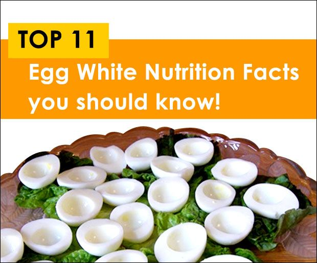 Eggs are well known for their rich protein content and nutritional benefits. Some of the Most Important Egg White Nutrition Facts are here. Take a look.