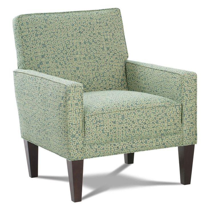 Rowe Willard Accent Chair   Sage $