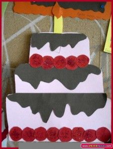 This page has a lot of free Food craft idea for kids,parents and preschool teachers.
