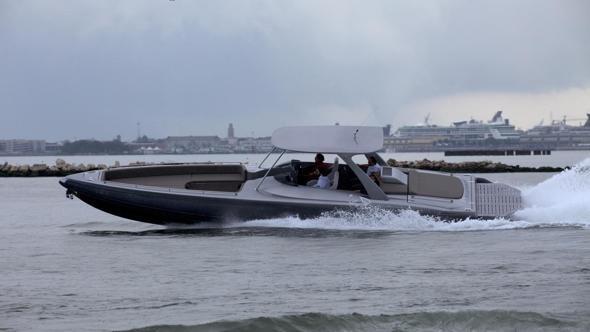 Salone nautico, Barche a motore - Impresa e Territori - Il Sole 24 ORE