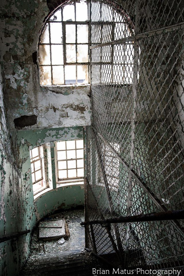 Kings Park Psychiatric Center by Brian Matus Photography