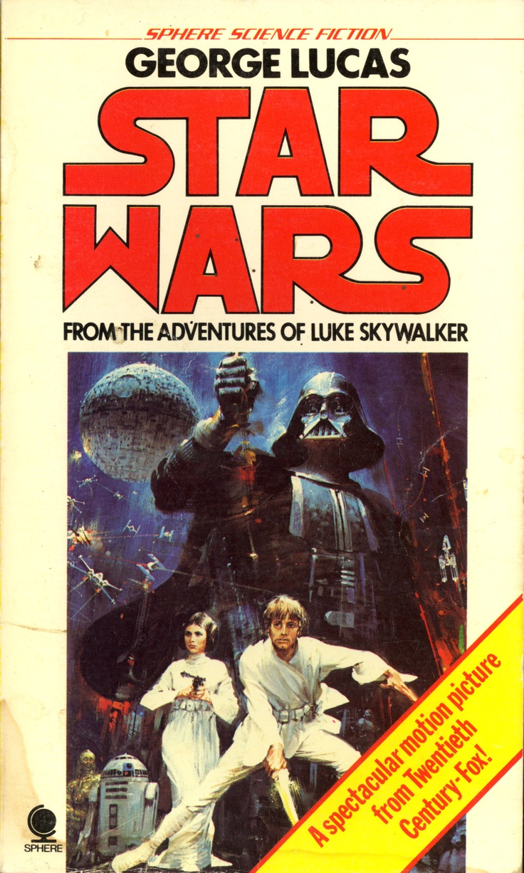 Whats the first star wars book