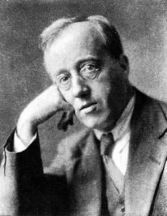 Gustav Holst (1874-1934) was an English composer, arranger and teacher. Best known for his orchestral suite The Planets, he composed a large number of other works across a range of genres, although none achieved comparable success. His distinctive compositional style was the product of many influences, Richard Wagner and Richard Strauss being most crucial early in his development.