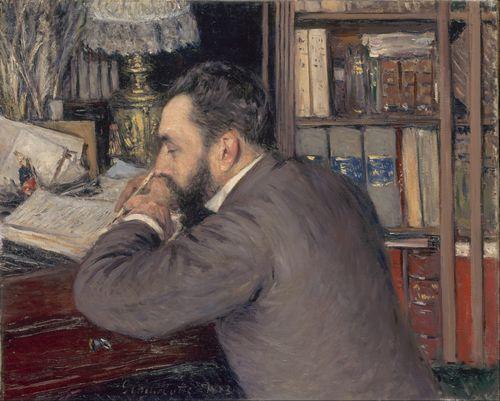 Gustave Caillebotte - Henri Cordier