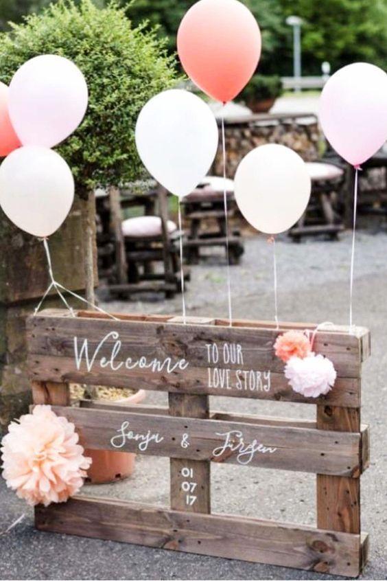 Budget Hochzeitsempfang Ideen für das Paar, das versucht, Geld zu sparen #budge
