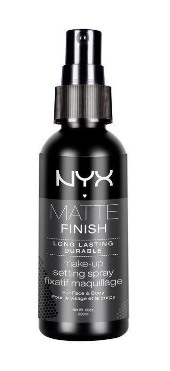 NYX Matte Finish Long Lasting Make-Up Setting Spray MSS01