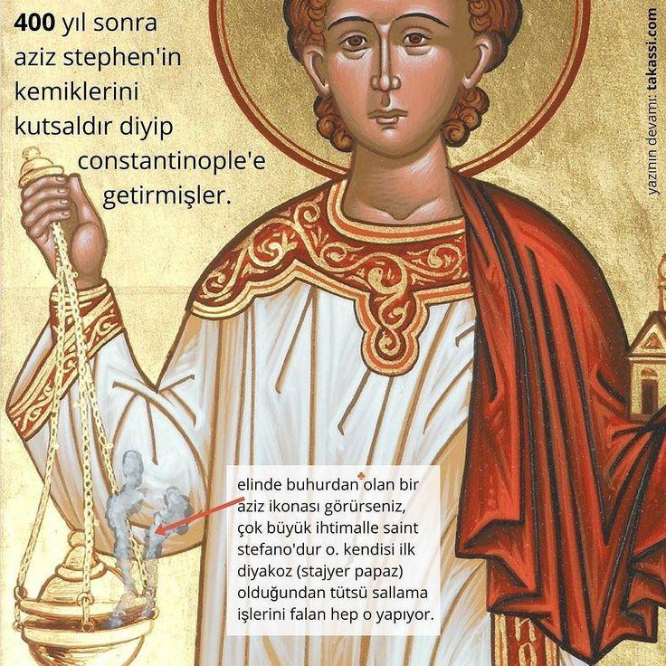 yazının devamı: http://takassi.com/sans #azizstephen #buhurdan #diyakoz #takassi