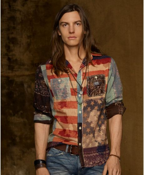 5e206d56a3f6c Men s Longsleeve Americana Ward Shirt