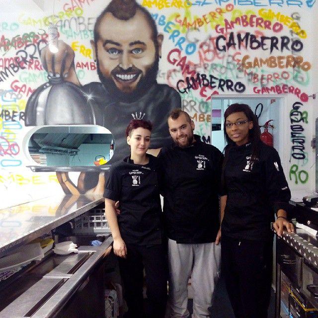 Para su restaurante Gamberro (número 11-13 de la Avenida Madrid) el joven chef Franchesko Vera nos propone una cocina moderna, divertida y emocionante #zaragoza