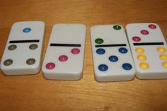 6 Simple Domino Games to Teach Math Skills - Christy's Houseful of Chaos