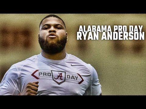 How Alabama players tested out at Tide's pro day | AL.com