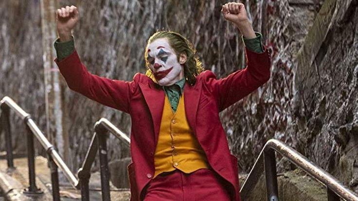 In Joker (2019) we can see Arthur FLeck dancing joyously