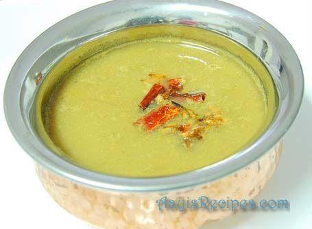 Amla saru (Nellikayi saru): Gooseberry with Daal. Aayi's Recipes