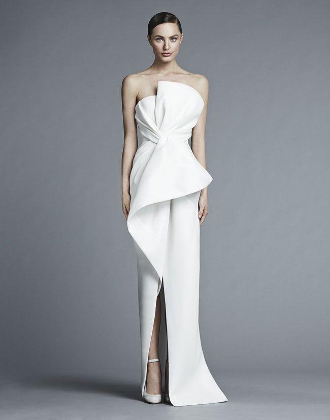 J. Mendel 2015 Bridal Collection