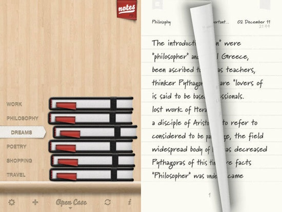 Pad & Quill $1 — organized notes app  #notes #app #organization #iphone #journal #remindersJournals Reminder, Loft Living, App Note, Note App, App Organic, Content Curator, 8212 160 Organic Note, Iphone Journals, Desks Computers