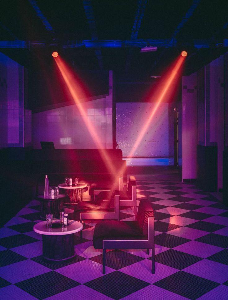 10 Best Ideas About Nightclub Design On Pinterest | Nightclub