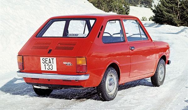 Seat 133, Spain                                                                                                                                                                                 Más