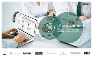 sare-raport-ix-badania-wykorzystania-poczty-elektronicznej-20121115 by SARE S.A. via Slideshare
