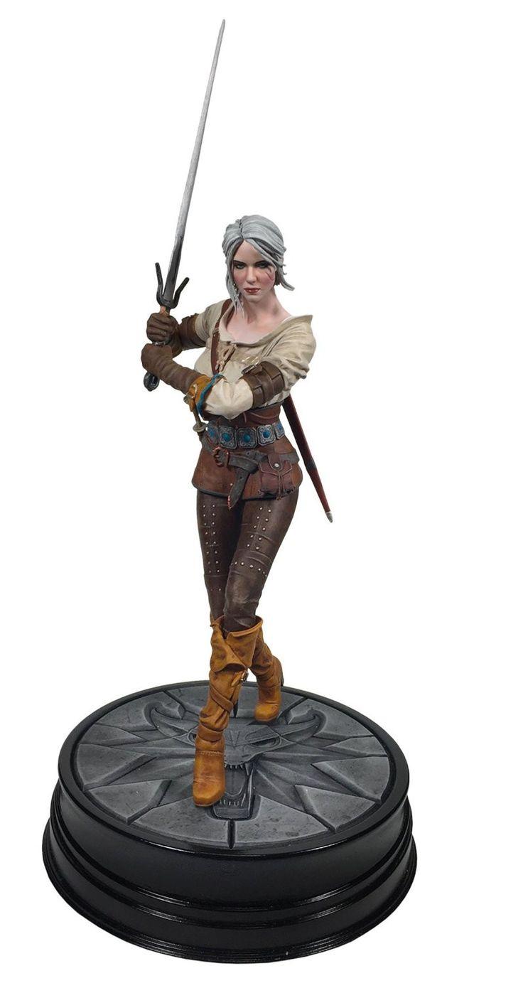 Dark Horse Deluxe: The Witcher 3 Wild Hunt - Ciri Statue