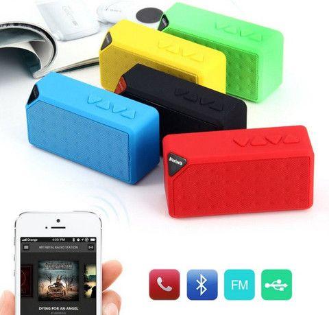 MINI Bluetooth Speaker with Mic And FM Radio