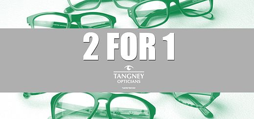 2 for 1 previous deals at Tangneys in Killorglin and Tralee County Kerry Ireland