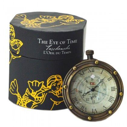 "Ceas"" Eye of time"" - bronz   MyMan.ro - cadouri barbati"