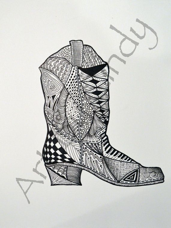 coloring pages cowboy boots - 468 best images about cowboy pioneer and western on