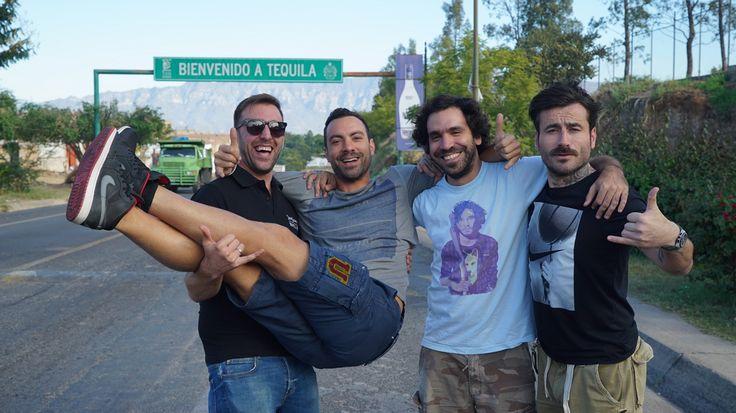 World Party TV Show in Mexico part II, Alpha TV, with Sakis Tanimanidis Georgios Mavridis. 2016, 22:00. #SakisTanimanidis #GeorgiosMavridis #YOLO #TvShow #documentary #travelling #entertainment